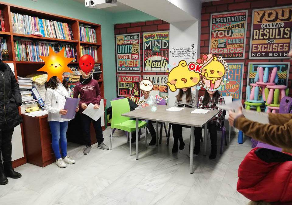 Οι μαθητές έγιναν πρωταγωνιστές
